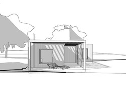 modulárny drevodom, rodinný dom