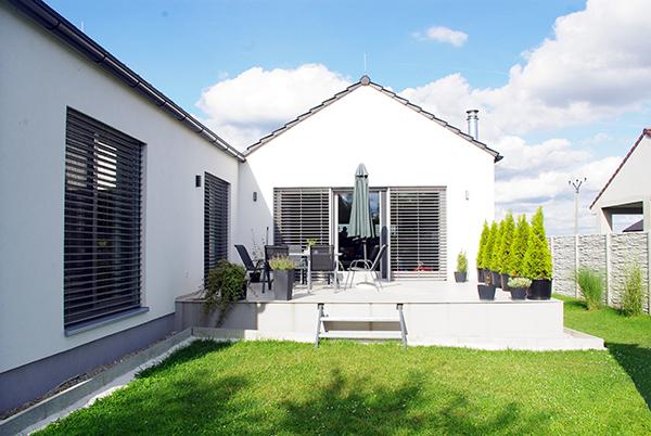 moderný bungalow
