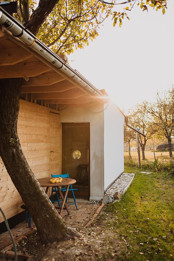 mobilný drevodom / rodinný dom