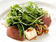 Tuna Tartar salát