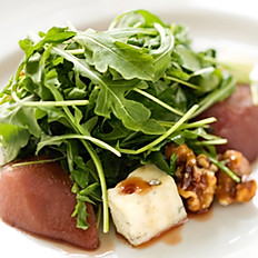 Seared Asian Tuna Salad