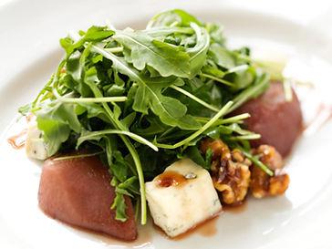 Salada de Atum Tartar