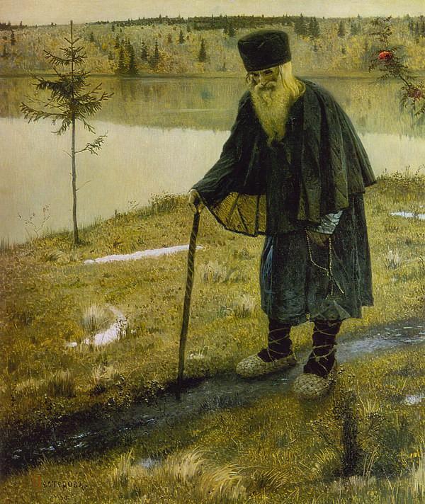 посох в скандинавской ходьбе