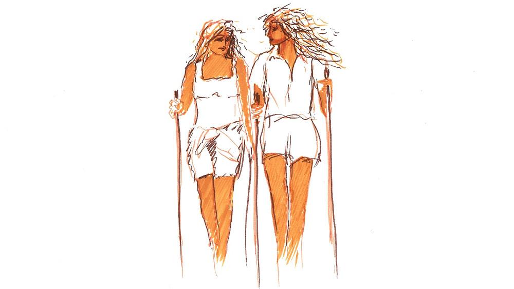 Рисунок «клиент» и «пациент»