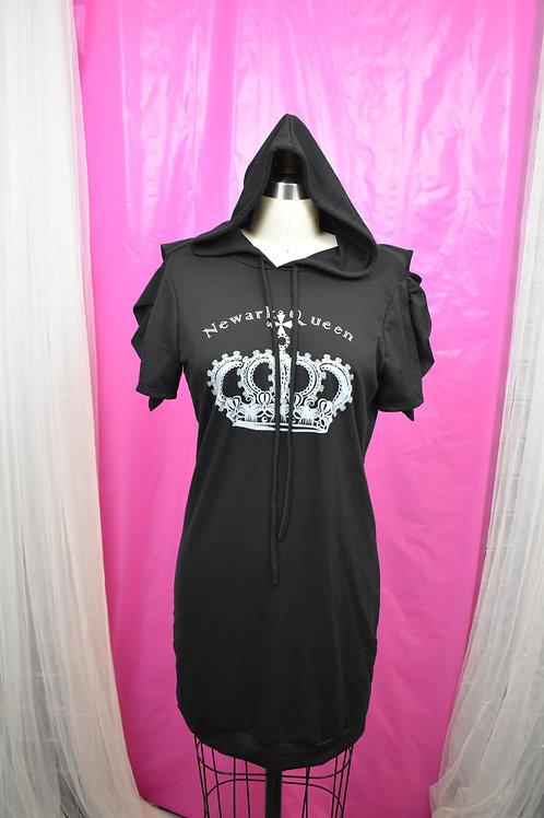Newark Queen Hoodie Dress