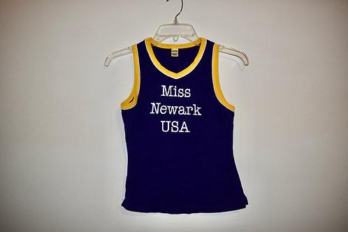 Miss Newark USA Jersey