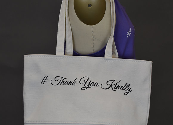Thank You Kindly Tote