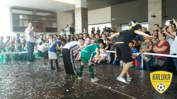 Copa Unimart - Kaluka Futebol Freestyle Campinas