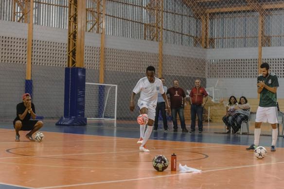 Copa do Mundo UNASP - Kaluka Futebol Freestyle Campinas