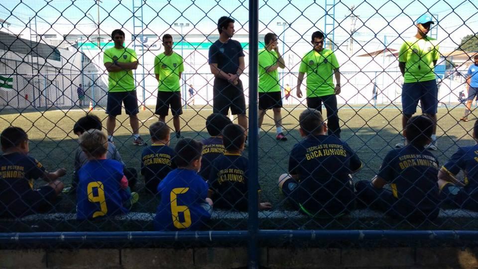Boca Juniors Campinas-SP Chapadão