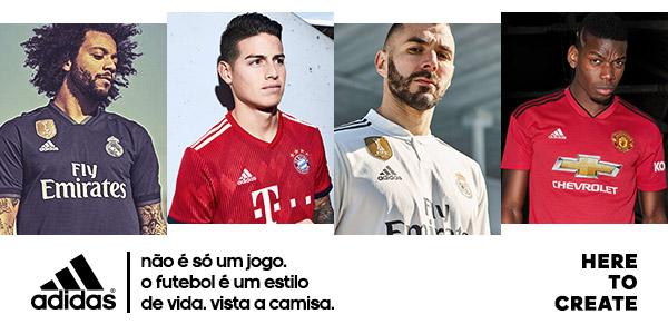 Adidas Campinas Futebol Times