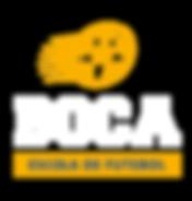 Logo Boca Juniors Escola Branco.png
