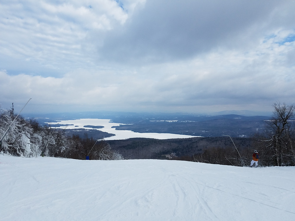 View from Sunapee