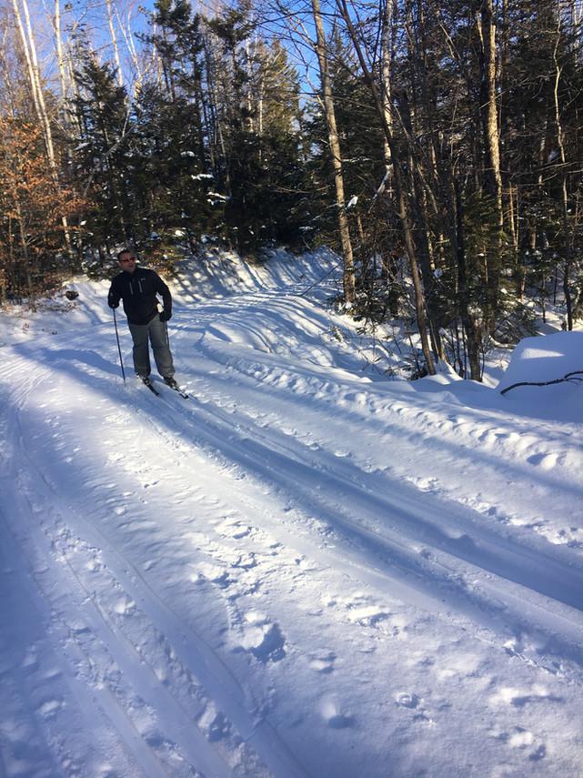 The Newfound Winter Sport