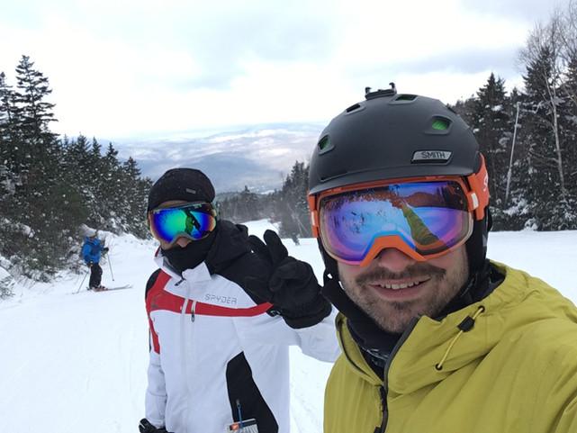 How to Not Ski Like an Asshole