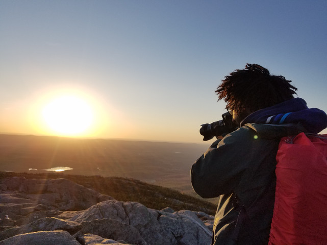 Sunrise Hike Monadnock
