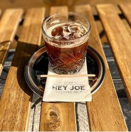 Hey Joe Iced Coffee