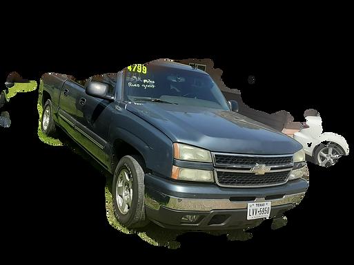 2007 Chevrolet quad cab, 2wd  $4799