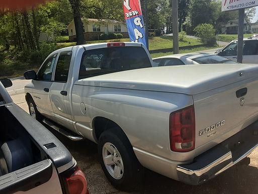 2003 Dodge Ram Quad Cab  239k Miles $4999