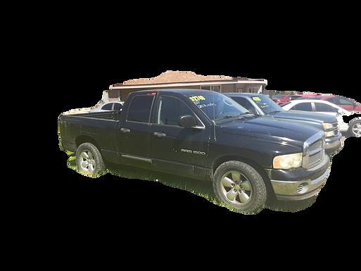 2003 Dodge quad cab 2wd    $1750 cash