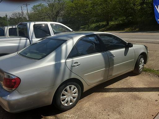 2005 Toyota Camry  160k  Miles  $3499