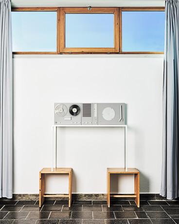 Braun Radio-Phono-Tonband - 1957