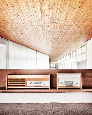 Braun Radio G 11/PK-G -1955