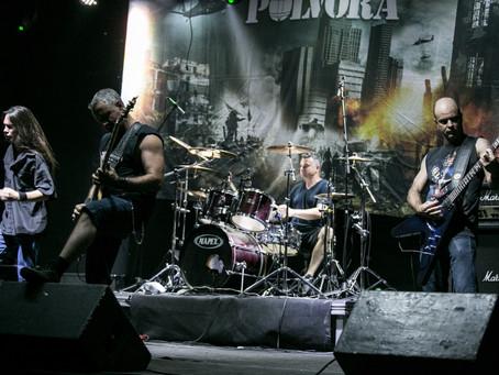 Barril De Pólvora: vote na banda para tocar no 'NOS Alive'20', em Lisboa (POR)