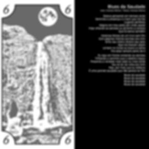 Letra da Música Blues da Saudade da banda Barril de Pólvora