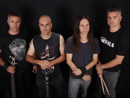 Barril de Pólvora traz seu Heavy Metal explosivo em nova edição da coletânea Rodie metal