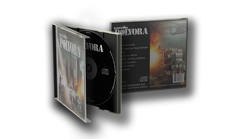 CD Banda Barril de Pólvora 2018