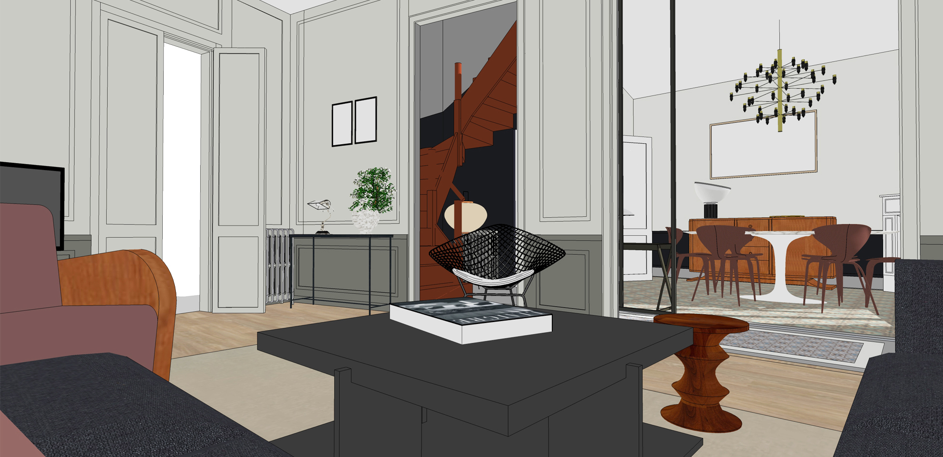 Architecte intérieur Nantes Delphine