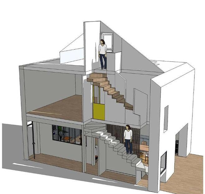 Architecte d'intérieur Nantes