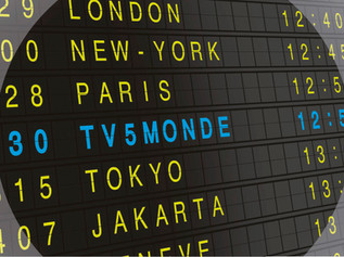 "TV5MONDE ""EMBARQUEZ AVEC TV5MONDE"""
