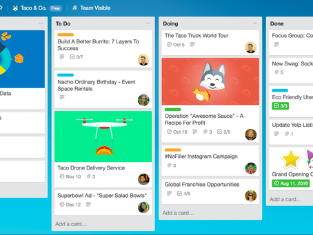 Product Review: Trello | Project Management Tool