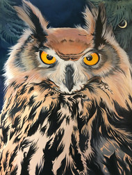 CHERYL ANN GREGG: Painting