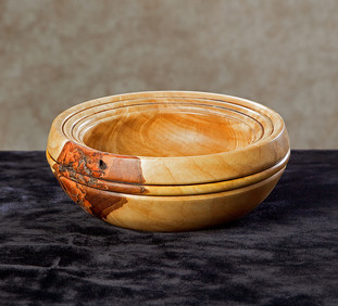 MAX MONTS  :  Wood Turning