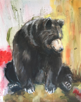 CARINA LARSSON: Painting