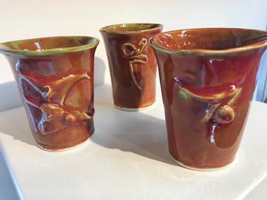 DELLA WOOD: Clay artist