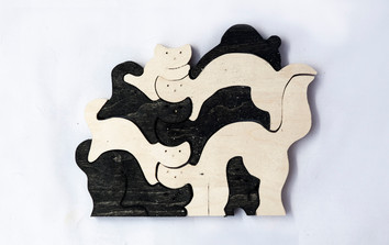TOM LOWE: Scroll Saw Art