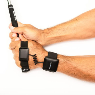 Two piece wrist sensor