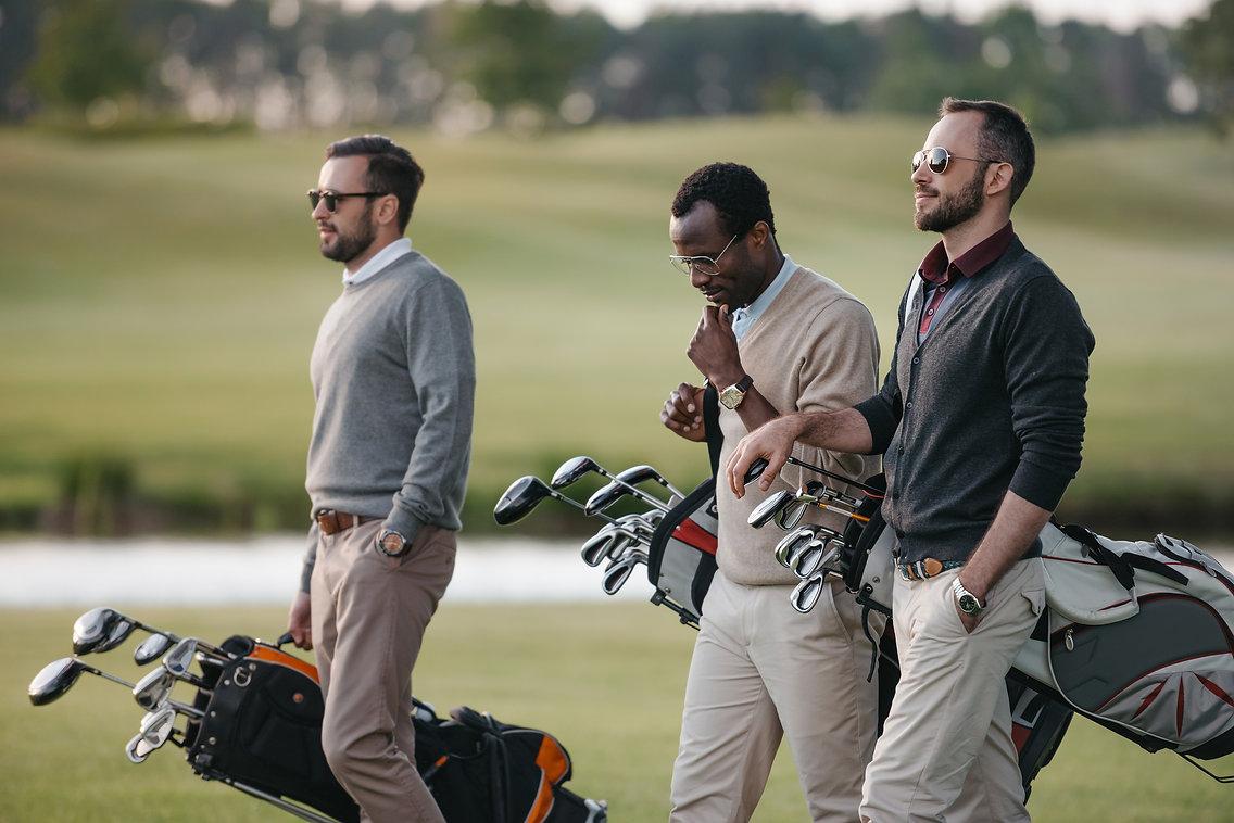 Corporate Golf Events, Steve Thomas Golf