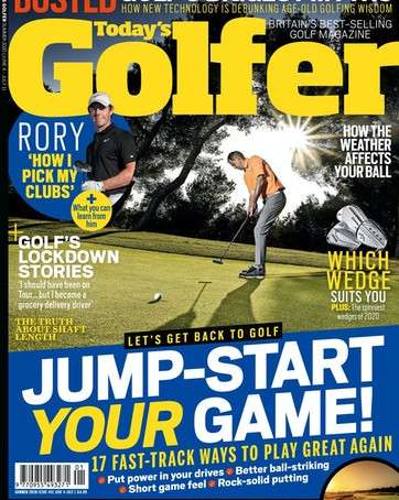 Today's Golfer Magazine - My Article on Francesco Molinari