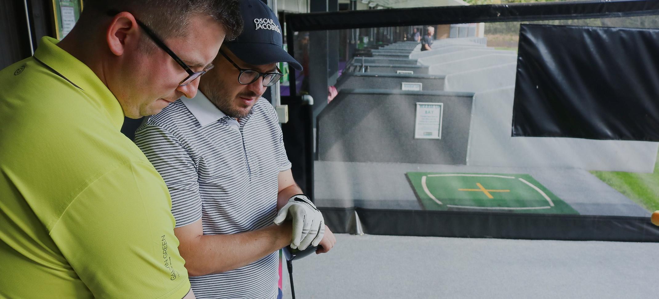 Steve Thomas Teaching, Steve Thomas Golf