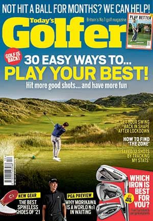 Today's Golfer Magazine - Customer Excellence