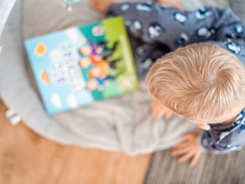 How to Get Your Child Hooked on Reading
