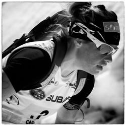Marie Dorin-Habert ; biathlon