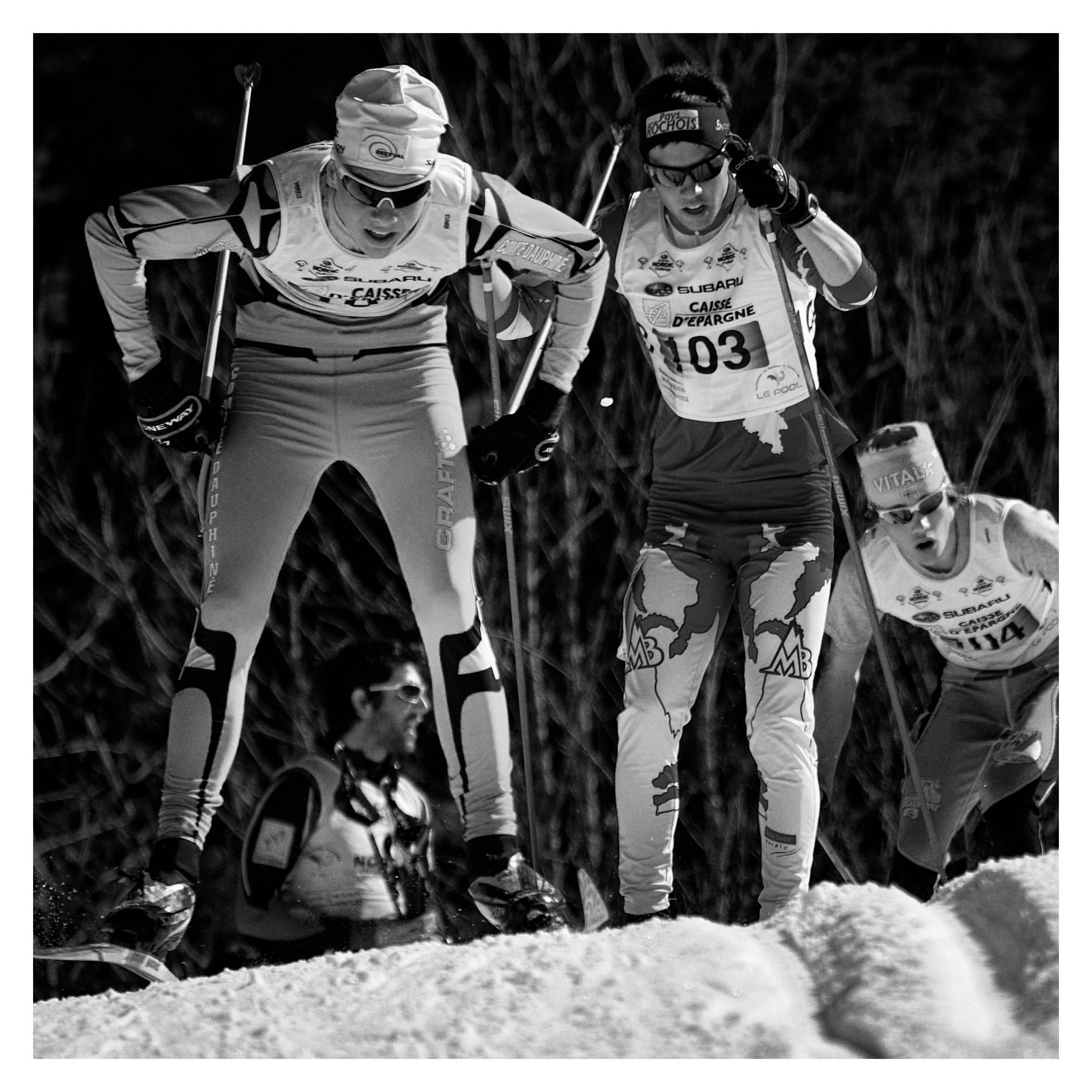 "ski de fond ""technique dite classique"""