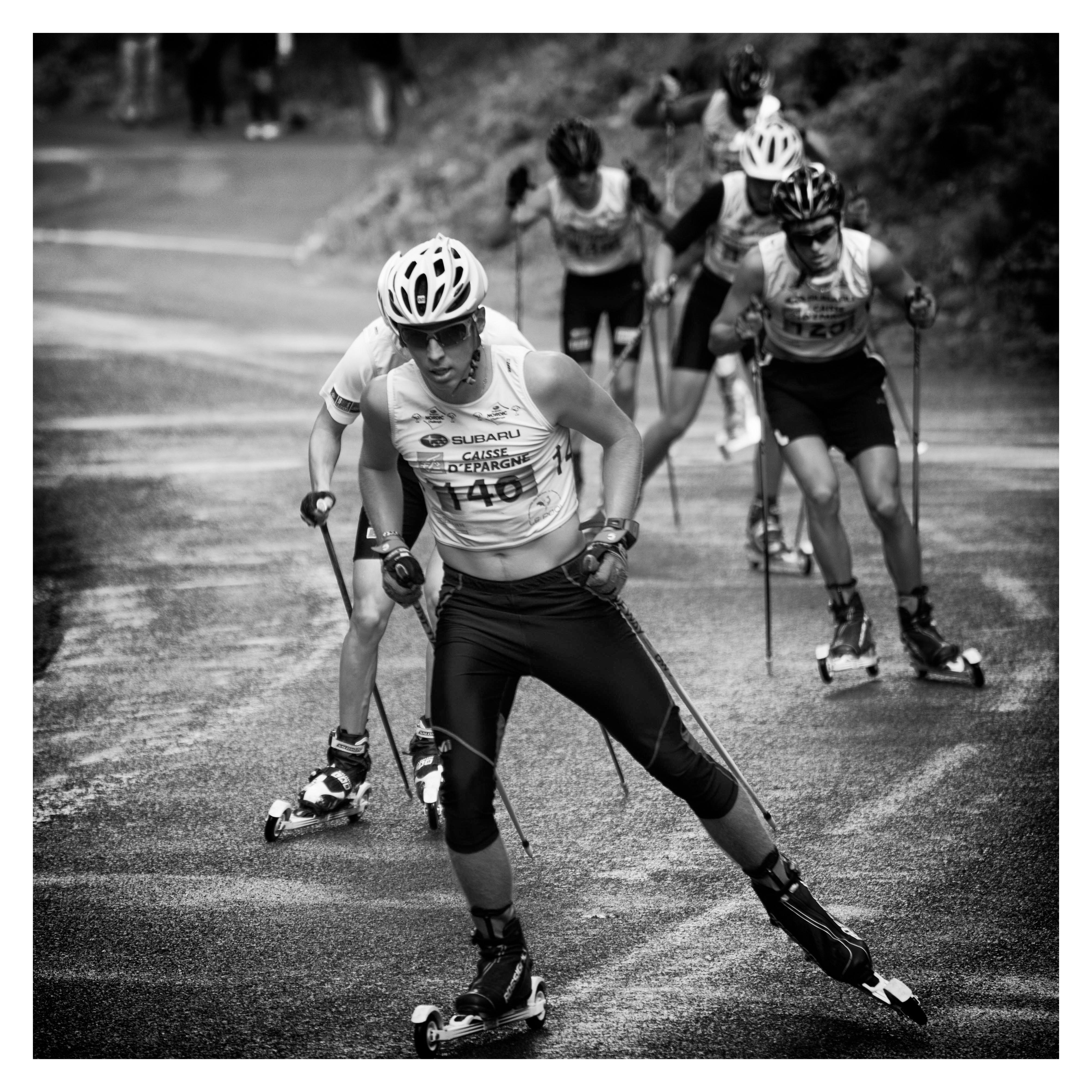 ski roues championnats de France