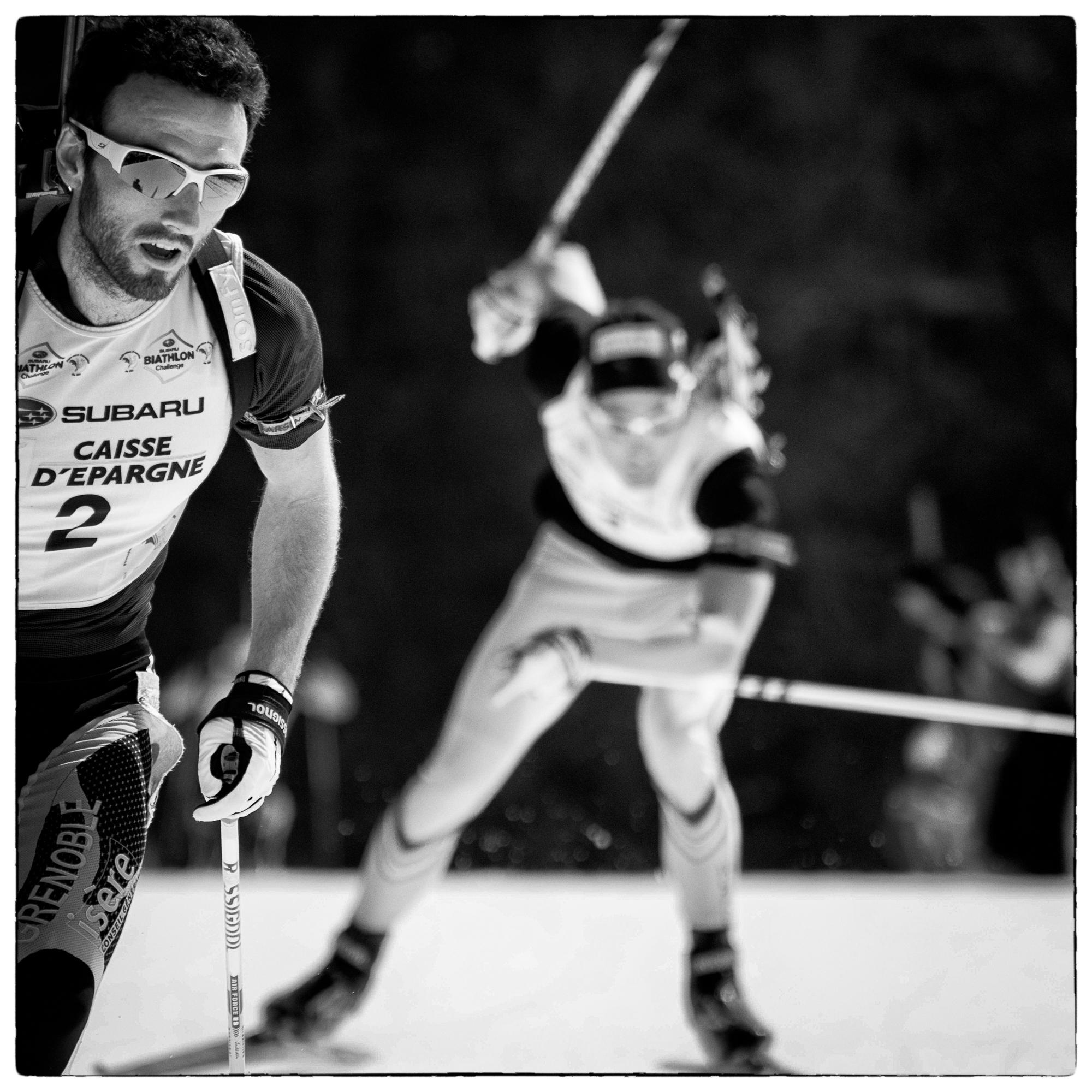 Jean-guillaume Béatrix ; Biathlon